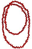 Hals-Kette 120 cm, Langkette aus Magnoliensamen