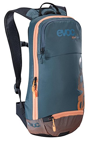 EVOC Unisex Cc Team Performance Rucksack slate/Orange