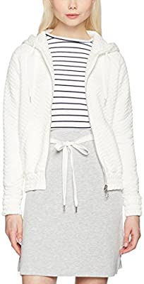 Bench 3-d Stitched Hoody Jacket, Chaqueta para Mujer