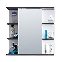 Idea Regalo - trendteam smart living Mobili, Derivato del Legno, White, 60 x 60 x 20 cm