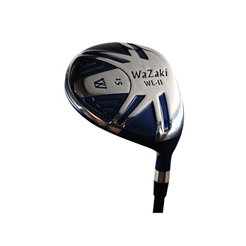 Japan Wazaki WL-II MatrixSteel USGA PGA Golf Club Fairway+Leather Cover