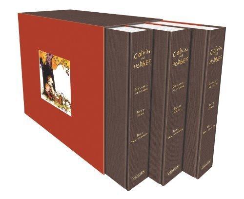 Calvin und Hobbes Gesamtausgabe by Bill Watterson (2013) Hardcover