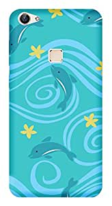WOW Printed Designer Mobile Case Back Cover For Vivo X6