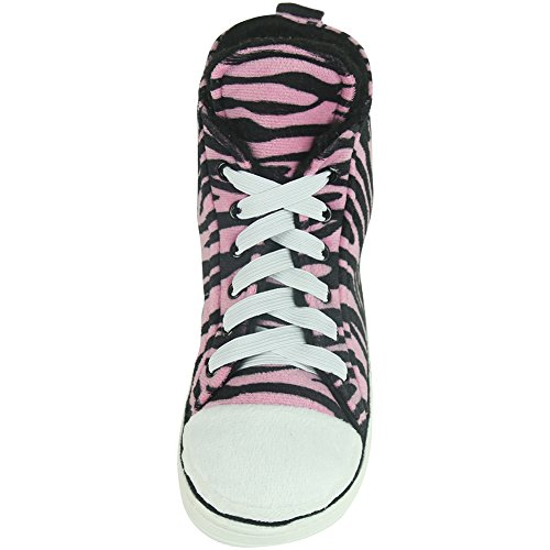 Gohom, Pantofole uomo Zebra Pink