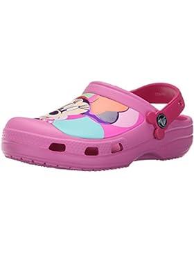 crocs Mädchen Ccminclrblkclgk Clogs