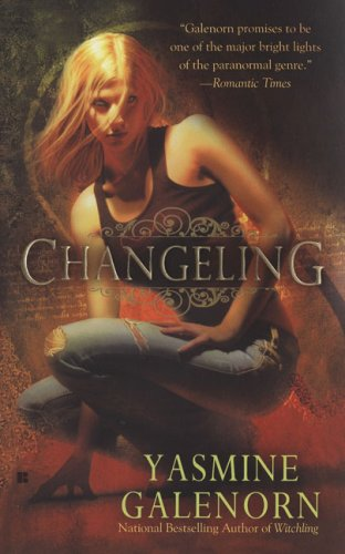 Changeling (Sisters of the Moon, Book 2)