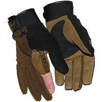 Benisport - Guantes de caza winter talla l, color negro-caqui