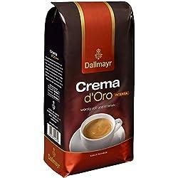 Dallmayr Kaffee Crema d'oro Intensa Kaffeebohnen, 1er Pack (1 x 1000g Beutel)