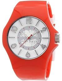 Miss Sixty Damen-Armbanduhr FLASH Analog Quarz Resin R0751124503