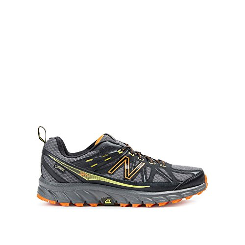 New Balance Men's Mt610gt4 2E Running Shoes Synthetic Multicolore