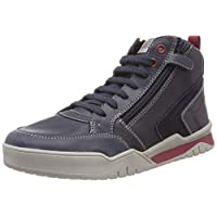 Geox J Perth Boy B Hi-Top Trainers