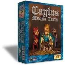 Rio Grande Games Caylus Magna Carta Jeu de société