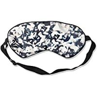 Sleep Eye Mask Pigment Abstract Lightweight Soft Blindfold Adjustable Head Strap Eyeshade Travel Eyepatch E9 preisvergleich bei billige-tabletten.eu