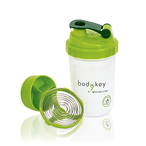 Nutrilite Shaker for mixing drinks Bottle,Clear Green 1 Count Sold By Go  Greens by Nutrilite