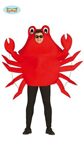 Imagen de disfraz cangrejo para hombre talla l = 52 54