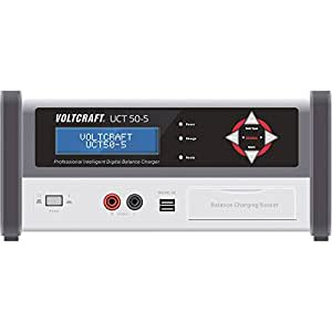 VOLTCRAFT Charge Terminal UCT 50–5Chargeur