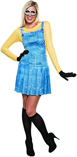 Female Minion (Minions) - Adult Costume (Minion Kostüme Weiblich)