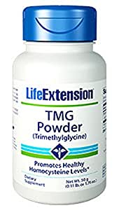 Life Extension TMG Powder 500mg (500mg, 50g)