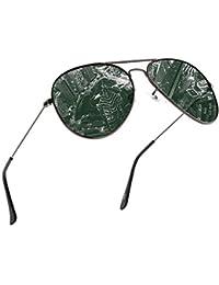 4c945c2b45f4 NWOUIIAY UV400 Polarizado Gafas Gafas de Sol Gafas para Hombres y Mujeres