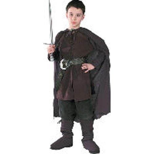 Original Lizenz Aragorn Kostüm Aragornkostüm Herr der Ringe Arathorn Waldläufer Strider Hobbit Gr. - Gollum Kostüm Kinder