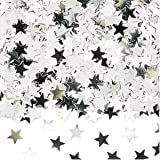 Star Table Confetti (see all colours available) (SILVER)