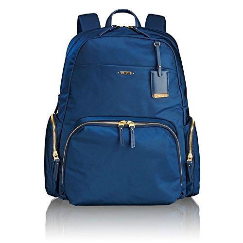 """Tumi Voyageur - Calais Laptop Backpack 15"""" Zaino Casual, 40 cm, 17.14 liters, Blu (Ocean Blue)"""