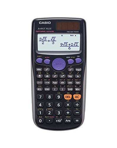 Casio FX-85GTPLUS-SB-UT Scientif...