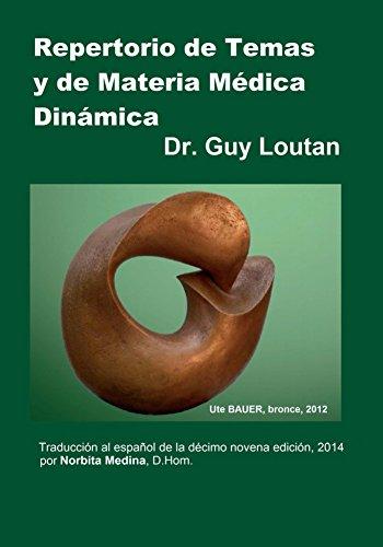 Repertorio de Temas y de Materia Médica Dinámica