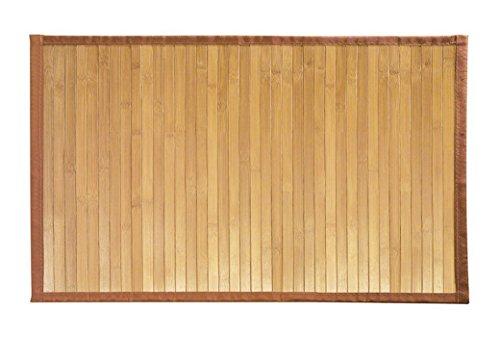 alfombras de bambú anti-deslizante (60 x 120 cm)