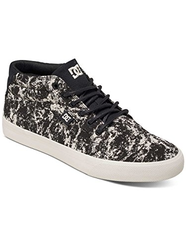 DC Shoes Council Mid TX SE Scarpe di canna media, Pietra mimetica Pietra mimetica