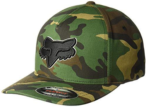 Fox Herren Epicycle Flexfit HAT Baseball Cap, grün camo, X-Large Micro-herren-pullover