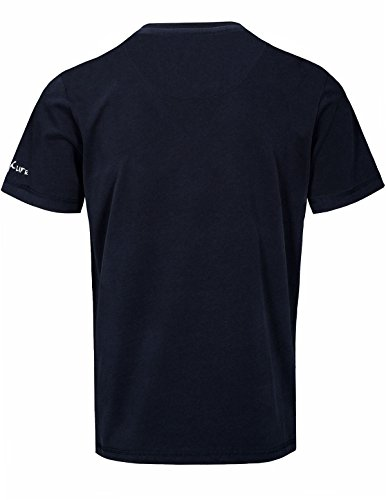Basefield Herren T-Shirt SYLT Edition - Royal (219011813) 640 SYLT NAVY