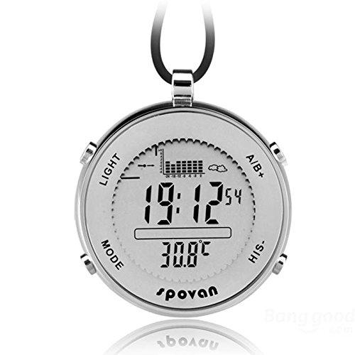 Bazaar Spovan Outdoor Sports Taschen Uhr Uhr Fischerei Gerät Airgauge