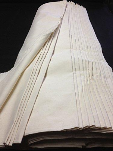 tissu-toile-patron-100-coton-naturel-180-gr-couture-largeur-160-cm