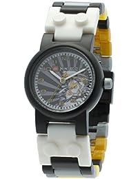 LEGO Ninjago Zane - 9004971 - Montre Enfant - Quartz Analogique - Bracelet Plastique Multicolore