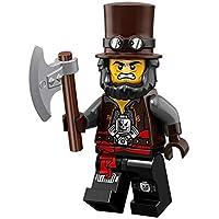 LEGO The Movie 2 Apocalypseburg Abe Minifigure 71023 (Bagged)