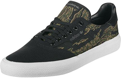 new styles 1484e dfa1c adidas Mens 3mc Skateboarding Shoes, Black CblackBrownNgtcar, ...