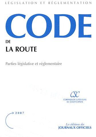 Code de la route par La Documentation Française
