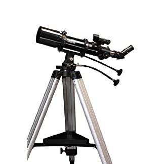 Skywatcher Mercury-705 AZ-3 Telescope 70 mm (2.75 Inch) f/500 Refractor Silver