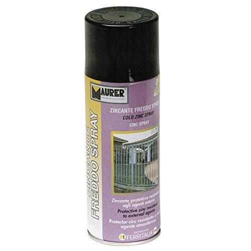 Maurer 12060335 Authentic Zinc Spray 400 ml.