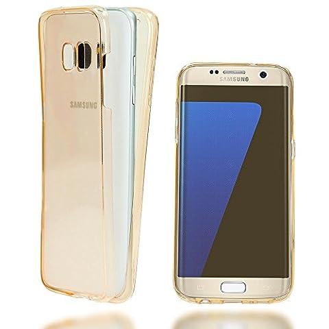Samsung Galaxy S7 Edge Coque Protection Tout Round 360 Degrés