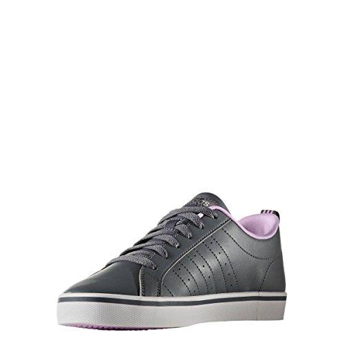 adidas VS Pace W - Zapatillas Deportivas para Mujer, Gris - (Onix/Plamat/ORQCLA) 36