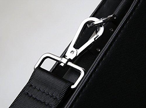 Business Bag Boutique Herren Tasche Reise Herren Handtasche Bunny Aktenkoffer Herren Leder Tasche Computer Tasche Horizontale Pack Khaki