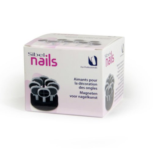 Sibel Nails - Présentoir 8 Aimants