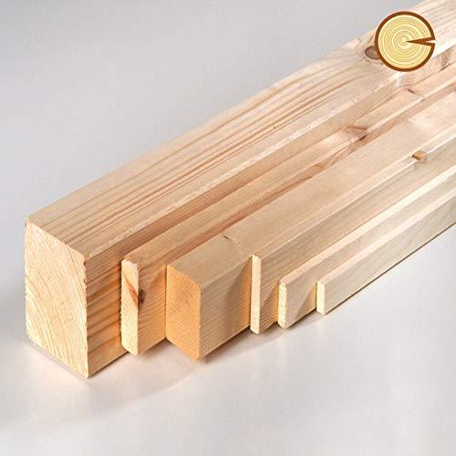 Travetti / Morali / listelli piallati abete 40 x 60 x 2000 mm (2 pz.)
