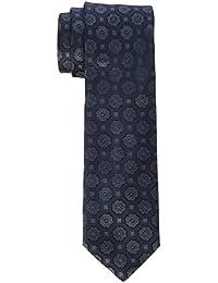 Joop! Herren Krawatte 17 Jtie-06Tie_7.0 10004124, Blau (Dark Blue 401), 7 (Herstellergröße: One)