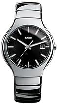 Rado Herren-Armbanduhr XL Analog Quarz Keramik 115.0654.3.016