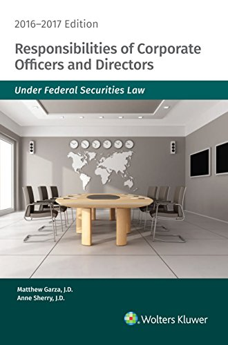 responsibilities-of-corporate-officers-directors-2016-2017