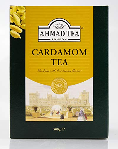 Ahmad Tea Cardamom Kardamom Tee 500 Gramm Loser Tee