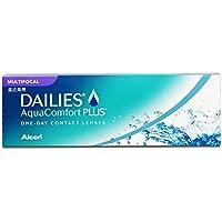 Dailies AquaComfort Plus Multifocal Tageslinsen weich, 30 Stück / BC 8.7 mm / DIA 14 / ADD HIGH / -3 Dioptrien